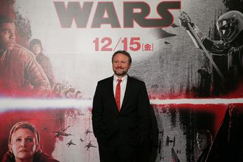 "Rian Johnson On ""Knives Out"" & Working With Lucasfilm on ""Star Wars"""