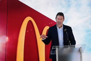 McDonald's CEO Fired After Consensual Relationship With An Employee