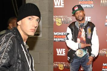 "Lord Jamar Implies Eminem Is Lusting After Him: ""He's Dreaming About Men"""