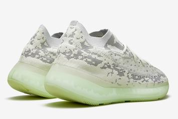 "Adidas Yeezy Boost 380 ""Alien"" Debuts This Month: Best Look So Far"