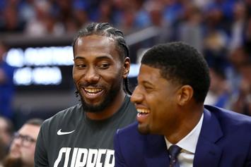 Paul George's Clippers Debut Expected For Next Week: Dates Revealed