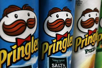 Pringles' Turducken-Flavored Thanksgiving Chips Roasted On Social Media