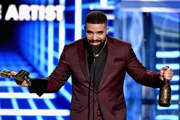 "Drake Reportedly Responds To Getting Booed Off Stage: ""Just Not My Night"""