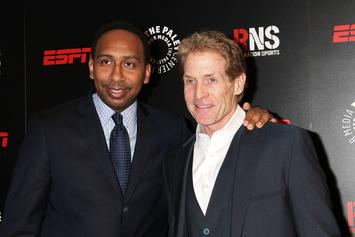 Stephen A. Smith & Skip Bayless On Collision Course To Reunite: Report