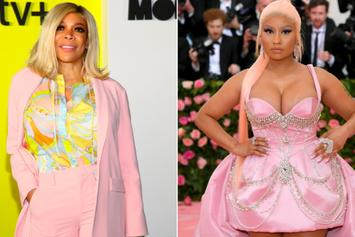 "Wendy Williams Slammed After Referring To Nicki Minaj As ""Washed Up Rapper"""