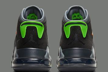 "Jordan Mars 270 Dropping In Flashy ""Electric Green"" Model: Official Images"