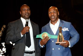 Mike Tyson & Evander Holyfield Go In-Depth On Infamous Biting Scandal