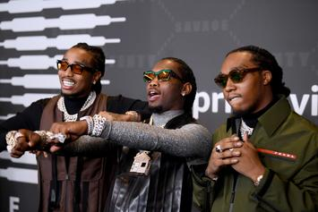 "Migos Win ""Walk It, Talk It"" Lawsuit, Judge Cites Other Songs That Use Phrase"