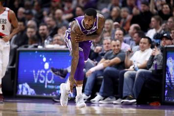 Iman Shumpert Nets Signing Leads To Outcries For Carmelo Anthony