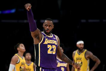 LeBron James Shows Wounded Warriors Zero Sympathy After Huge Win