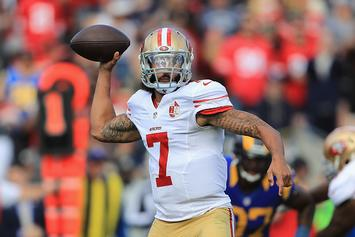 NFL Reveals 11 Teams Currently Scheduled To Attend Colin Kaepernick's Workout