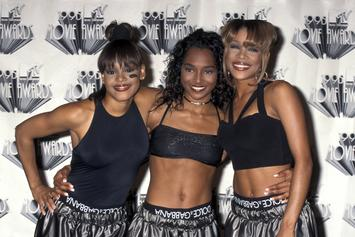 "T-Boz Celebrates 25th Anniversary Of ""CrazySexyCool"" With Throwback Left Eye Clip"