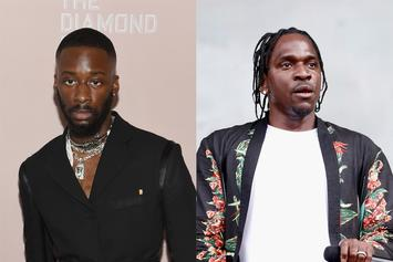 Are Pusha T & GoldLink Working On A Joint Album?