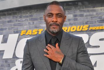 """Idris Elba To Star In Jay-Z Produced All-Black Western """"The Harder They Fall"""""""