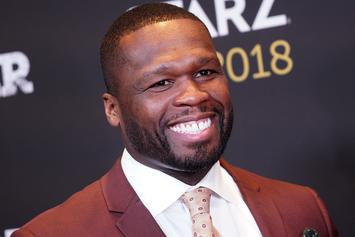 50 Cent Smashes Police Car In Return To Instagram
