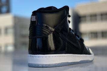 """""""Space Jam"""" Nike SB Dunk High Coming Soon: First Look"""