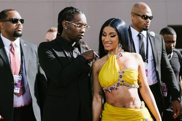 """Cardi B Turned On By Offset: """"I Want Some Grammy Nominated D*ck"""""""