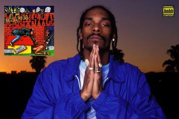 "The Art Of ""Doggystyle"": How Snoop Dogg's Cover Shaped Album Art For 26 Years"