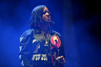 Rapsody Fires Off Formidable Bars On Funkmaster Flex