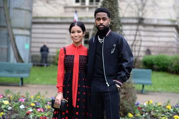 Big Sean & Jhene Aiko Are Still Healthy Exes In Pics From Her Daughter's Bday
