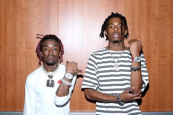Lil Uzi Vert Says He's Not On Good Terms With Playboi Carti