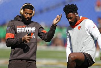 Odell Beckham Jr. Hooks Jarvis Landry Up With $110K Birthday Watch