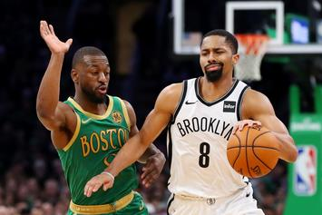 """Kemba Walker Hit With """"Kyrie's Better"""" Chants During Free Throws: Watch"""