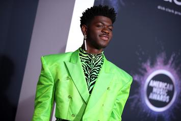 "Lil Nas X Makes History As First Gay, Black Man On ""Country Stars"" Forbes List"