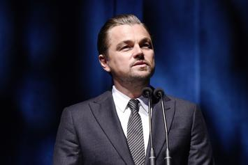 Leonardo DiCaprio Responds To Accusations Of Bankrolling Amazon Rainforest Fire