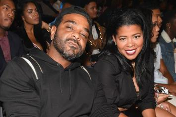 "Chrissy Lampkin Isn't Worried About Marrying Jim Jones: ""It's Not A Priority Anymore"""