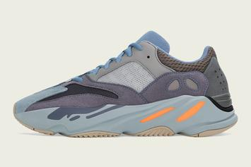 "Adidas Yeezy Boost 700 ""Carbon Blue"" Release Date Revealed: Photos"