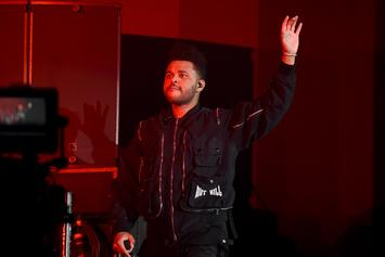 "The Weeknd Releases Limited Edition Merch For ""Heartless"" & ""Blinding Lights"" Singles"
