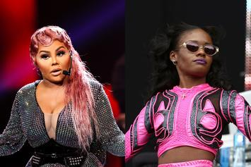 "Lil Kim Declares Azealia Banks ""One Talented Mothaf*cka"""