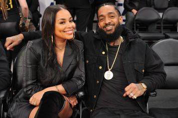 Lauren London Reveals The Final Gift Nipsey Hussle Ever Gave Her