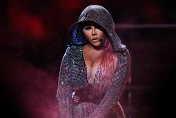 Lil' Kim Receives Tax Lien For 60K From IRS Months After Bankruptcy