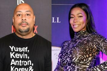 "Raymond Santana Of ""Central Park Five"" Proposes To ""Flavor Of Love"" Star Deelishis"