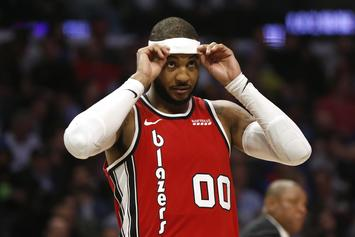 Carmelo Anthony Reveals What He Told Chris Paul Upon Rockets Exit