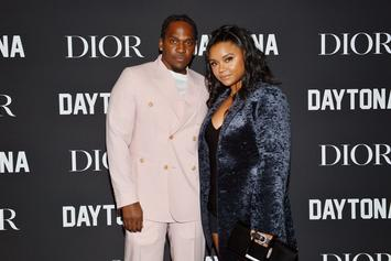Pusha T & His Wife Virginia Williams Are Expecting Their First Child
