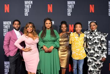 "Ava DuVernay's ""When They See Us"" Snubbed At Golden Globes & People Are Upset"