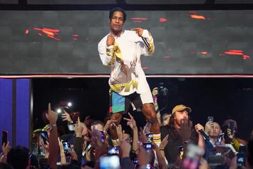 A$AP Rocky Denied Permission To Donate To & Perform In Swedish Prison