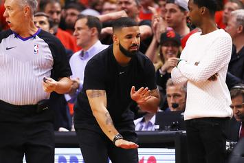 Drake Shows Love To LeBron James Jr, Reps Sierra Canyon Gear