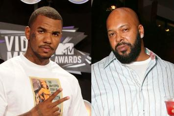 """The Game Recalls Pulling Gun On Suge Knight: """"I Held My Own"""""""