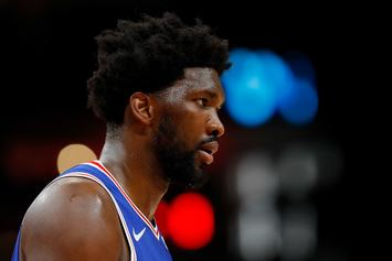 Joel Embiid Reacts To Shaq & Charles Barkley's Criticism: Watch