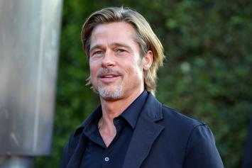 Brad Pitt Says He Spent Most Of The '90s Smoking Pot and Hiding Out