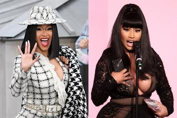 Cardi B Resembles Nicki Minaj Too Much In This Video
