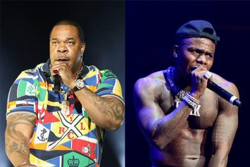 Busta Rhymes Tells DaBaby Other Rappers Are Scared Of Him