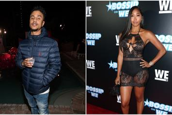 Lil Fizz Throws Girlfriend Apryl Jones A Surprise Birthday Party