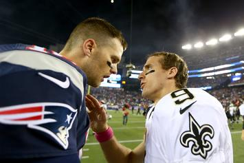 Tom Brady Reacts To Drew Brees Breaking All-Time Touchdown Record