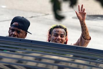 Tekashi 6ix9ine Documentary Podcast To Be Released By Spotify & Complex