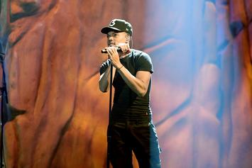 """Chance The Rapper Gets British While Subbing In For James Corden On """"Late Late"""""""